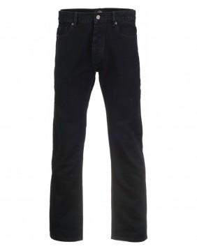 Pantalones Michigan negro marca Dickies delante