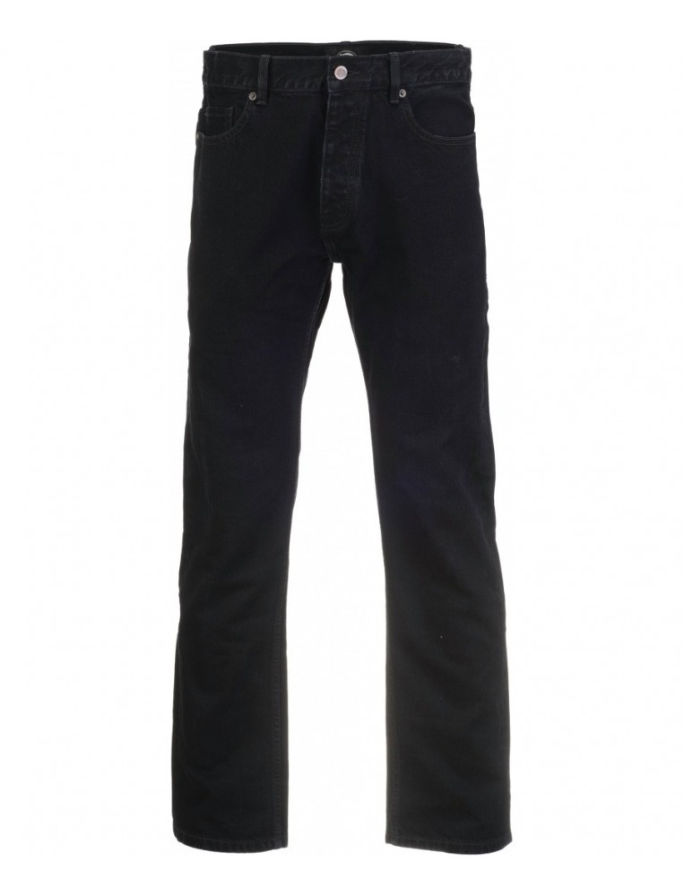Dickies Michigan Black Jeans front