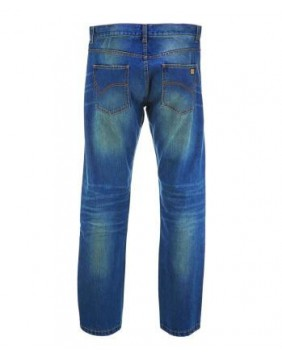 Dickies Michigan Mid Blue Jeans back