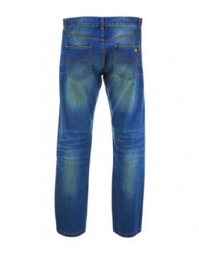 Pantalones Michigan Mid Blue marca Dickies detrás