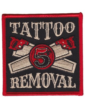 Kustom Kreeps Tattoo Removal Patch
