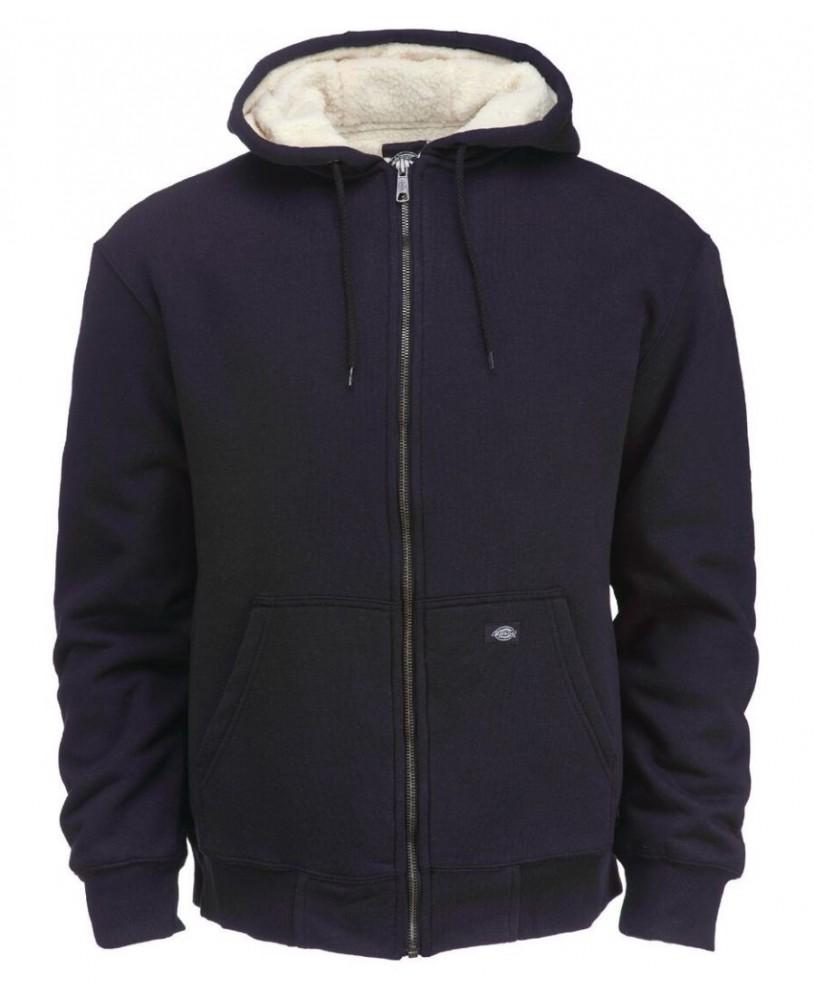 Dickies Sherpa Lined Fleece Sweatshirt for men