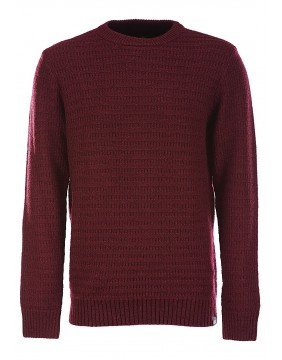 Dickies Broomall Maroon Jumper for men front