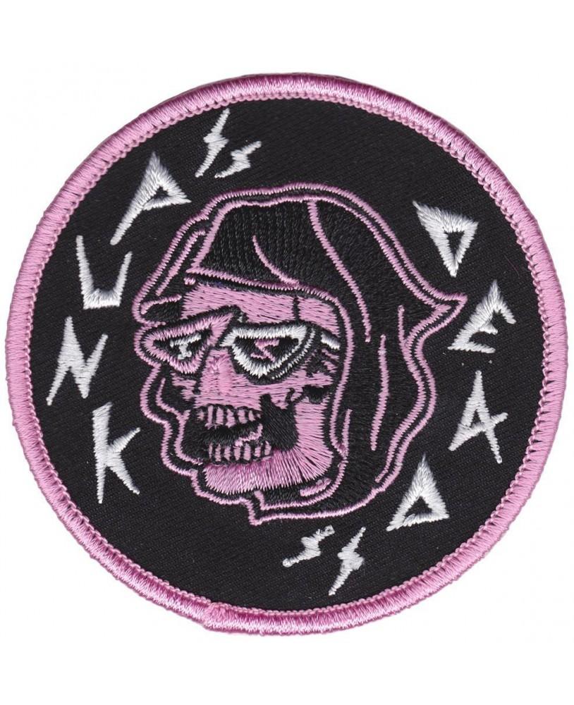 Sourpuss Punk Iz Dead Patch