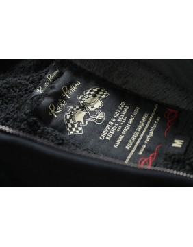 Rusty Pistons Troy Sweatshirt embroidered for men lining