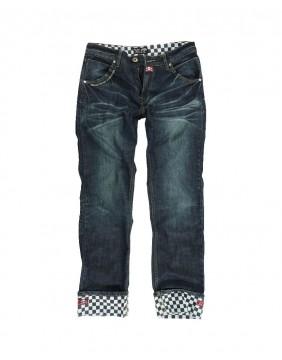 Rusty Pistons Winslow Race Jeans for men front