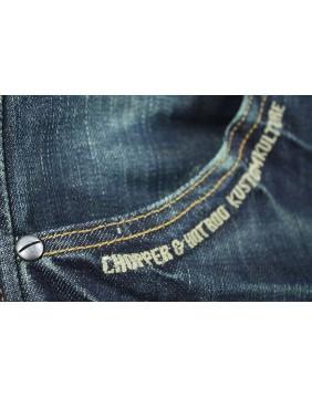Rusty Pistons Winslow Race Jeans for men pocket