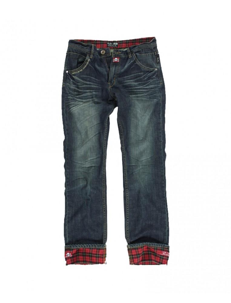 Pantalon Winslow Red Rusty Pistons para hombre delante