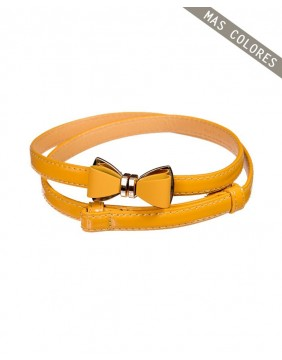 Banned Ocean Avenue Belt Mostaza