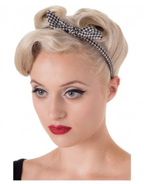 Jessie headband by label Banned