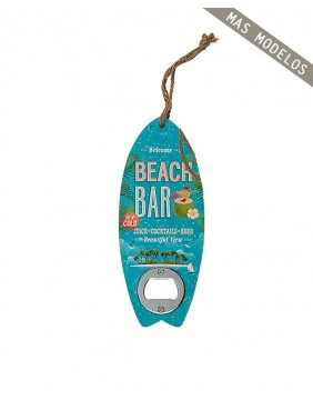 Surfboard Bottle Opener