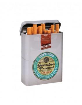Original metal cigarette case