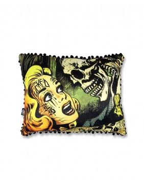 Liquorbrand Horror Pillow