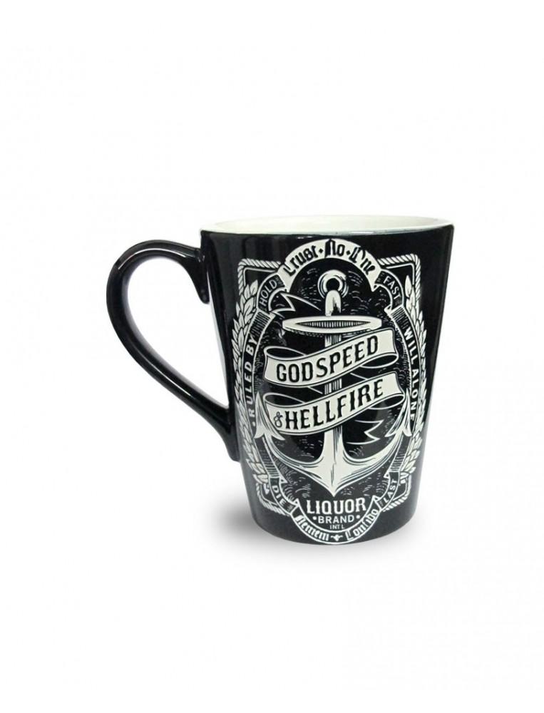 Liquorbrand Anchor mug