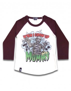 Mummy T-shirt for boys by Six Bunnies