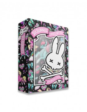Baby gift set six bunnies unicorns box