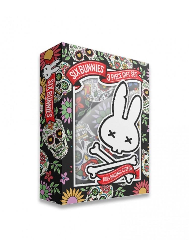 Six Bunnies juego bebe caja