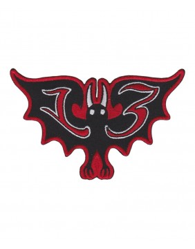 Sourpuss Bat 13 Patch