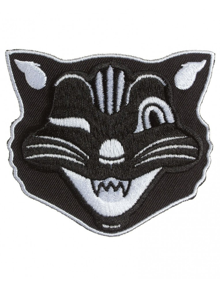 Jinx The Cat Patch