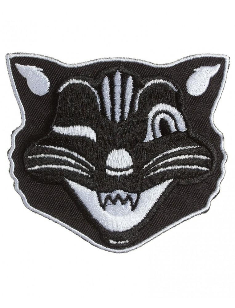 Parche Gato Negro