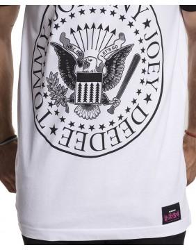 Ramones T-shirt logo