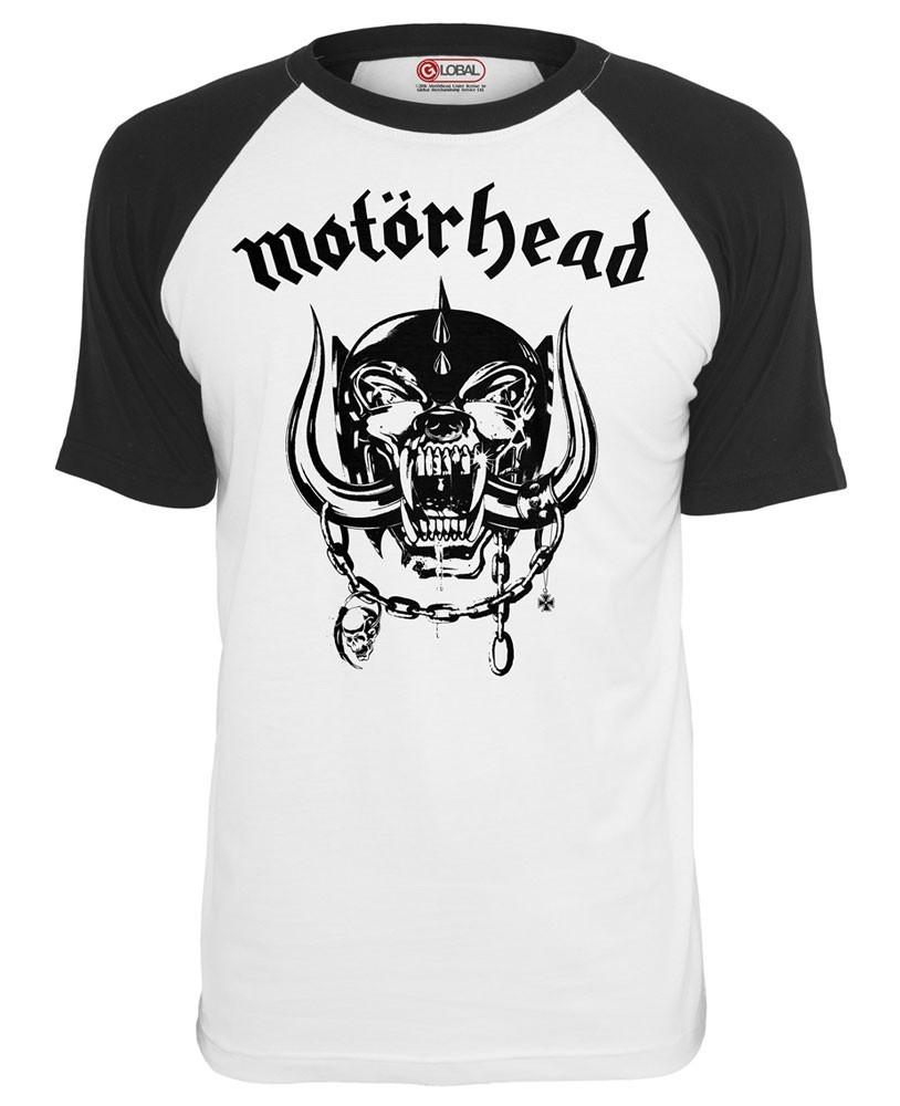 Camiseta Motörhead delante