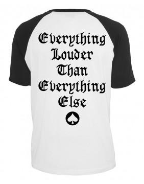 Camiseta Motörhead trasera