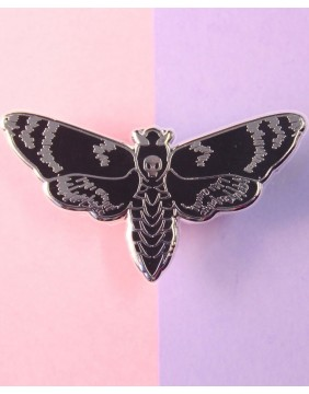 Extreme Largeness Moth Pin