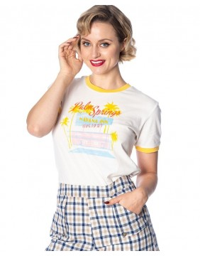 Banned Palm Springs Tee
