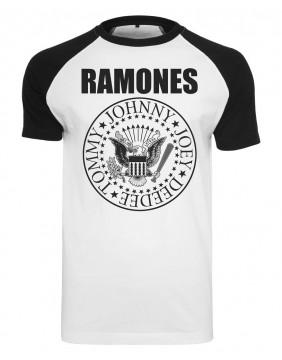 Urban Classics Ramones T-shirt