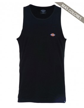 Dickies Wickett Tank Top Black Front