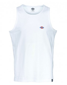 Dickies Wickett Tank Top White Front