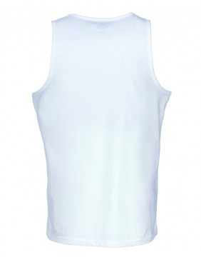 Dickies Wickett Tank Top White Back