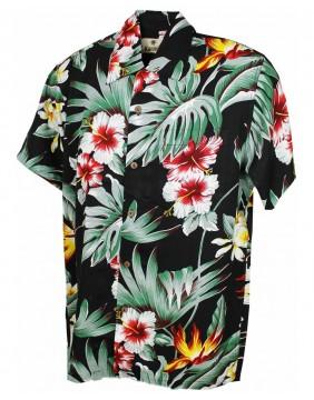 Karmakula Camisa Hawaiana Montana