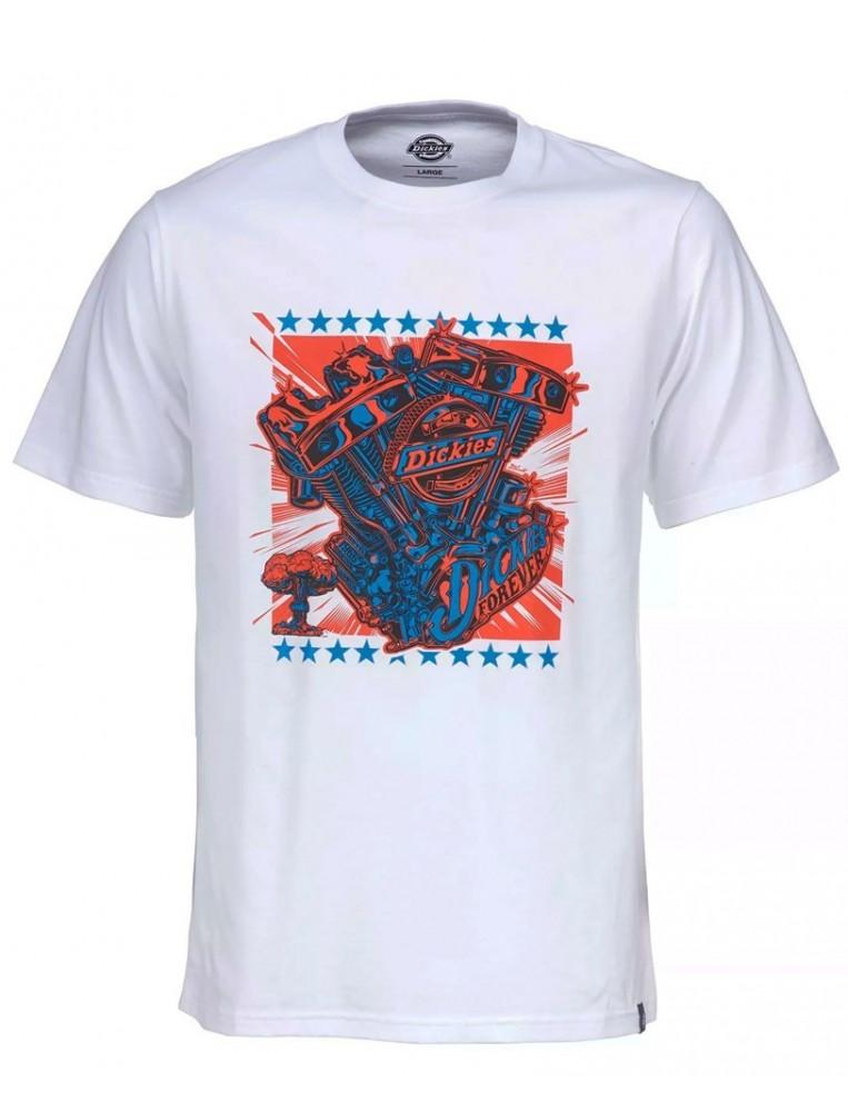 Dickies granger t-shirt v2 engine printed