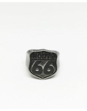 Anillo Acero Ruta 66