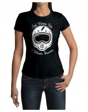 Speedmasters Camiseta Helmet