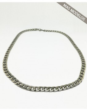 Steel Chain Necklace