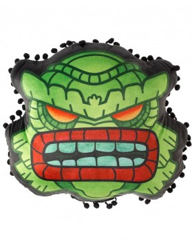 Sourpuss Fishman Tiki Pillow
