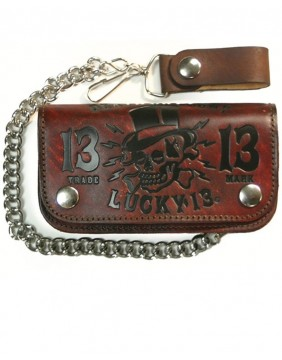 Lucky 13 Death or Glory Wallet