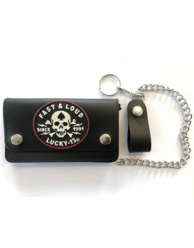 Lucky 13 Fast & Loud Wallet