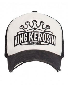 King Kerosin Logo Cap