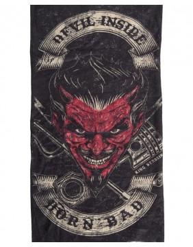 Pañuelo de tubo devil Inside marca king kerosin