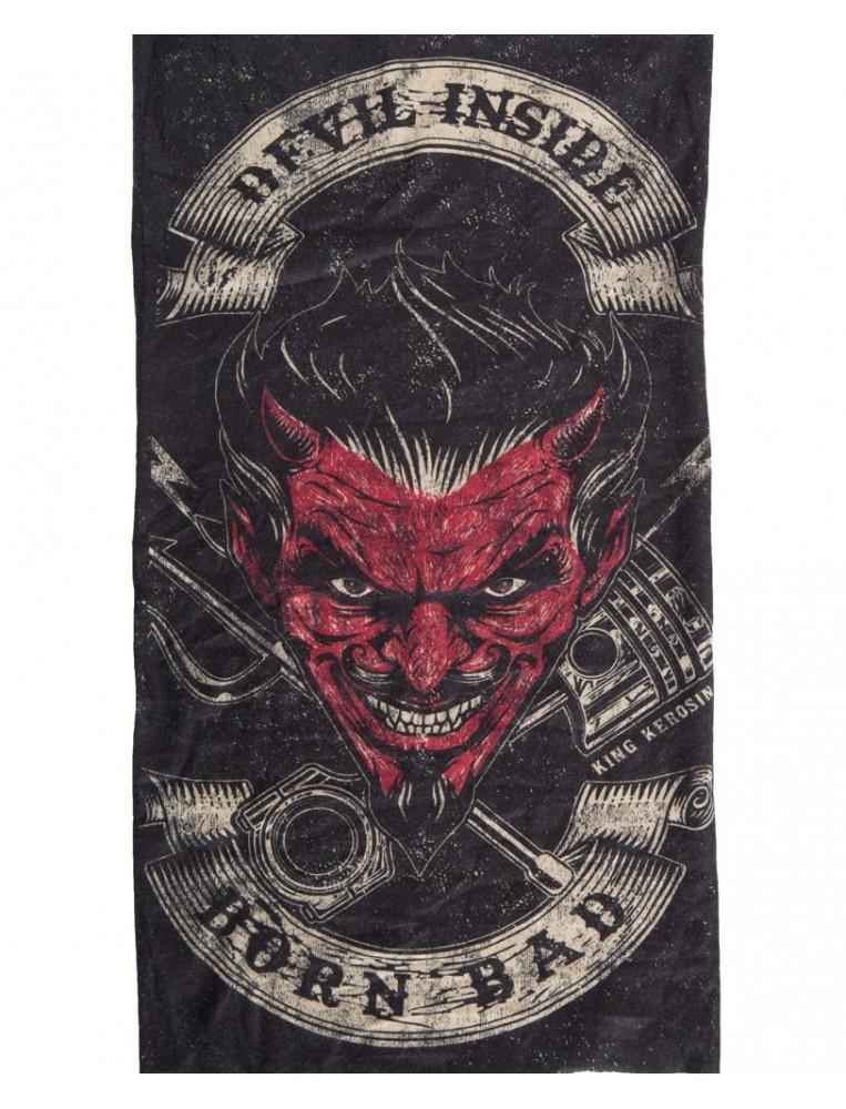 King Kerosin Devil Inside Scarf
