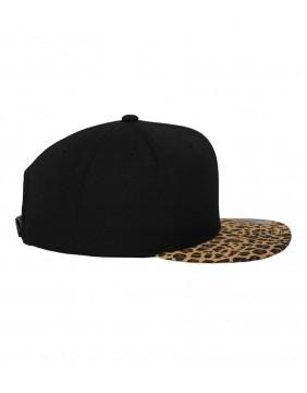 Urban Classics Leo Snapback Cap profile right