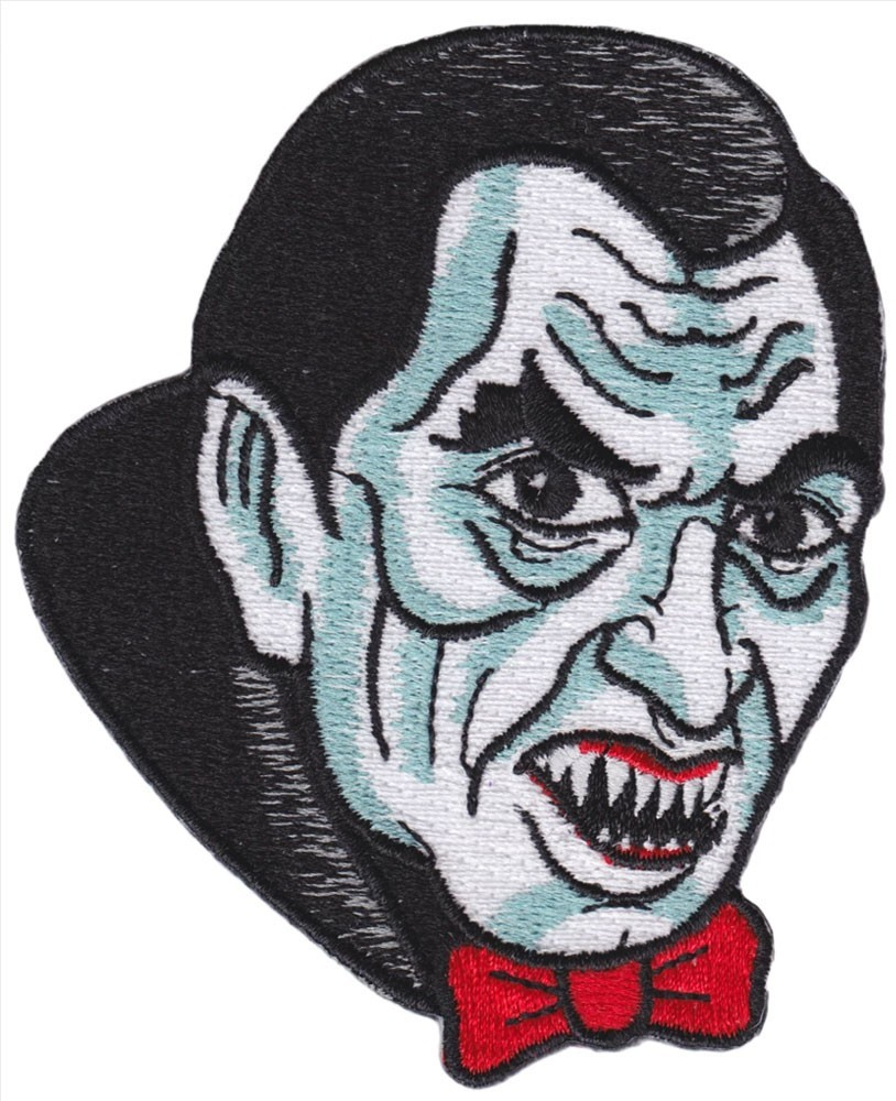 Sourpuss vampire patch