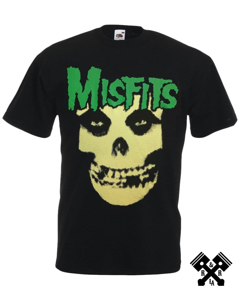 Camiseta Misfits principal