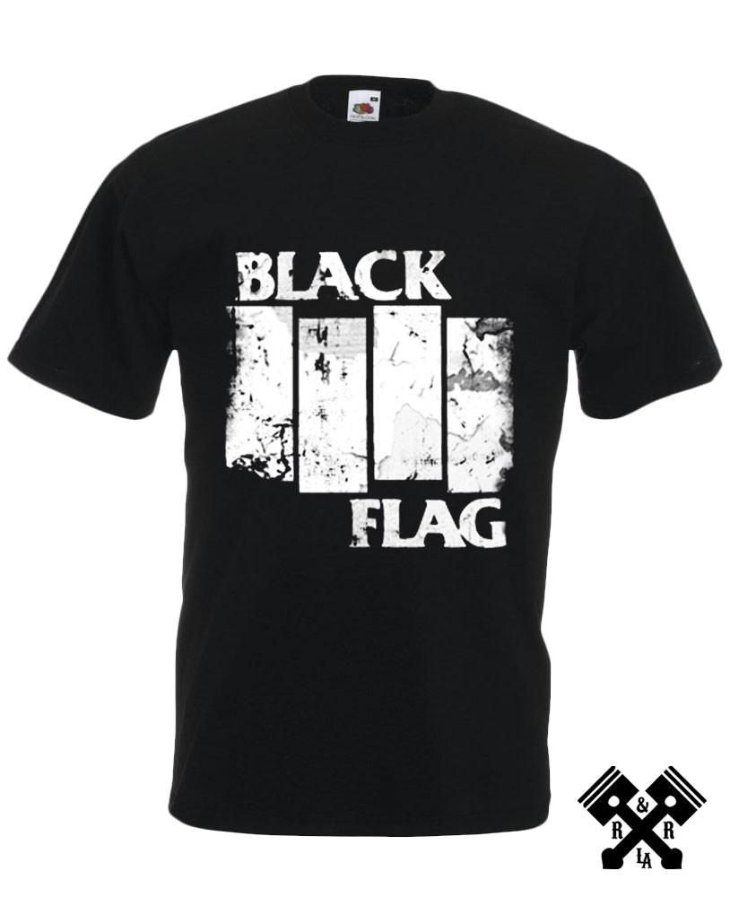 Camiseta Black Flag principal