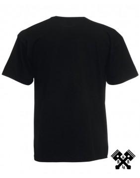 Camiseta Black Flag back