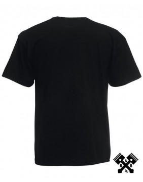 Camiseta Bowie detras